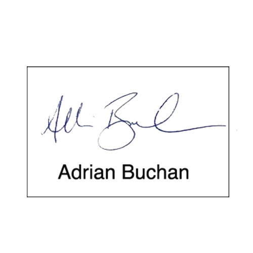 Adrian Buchan